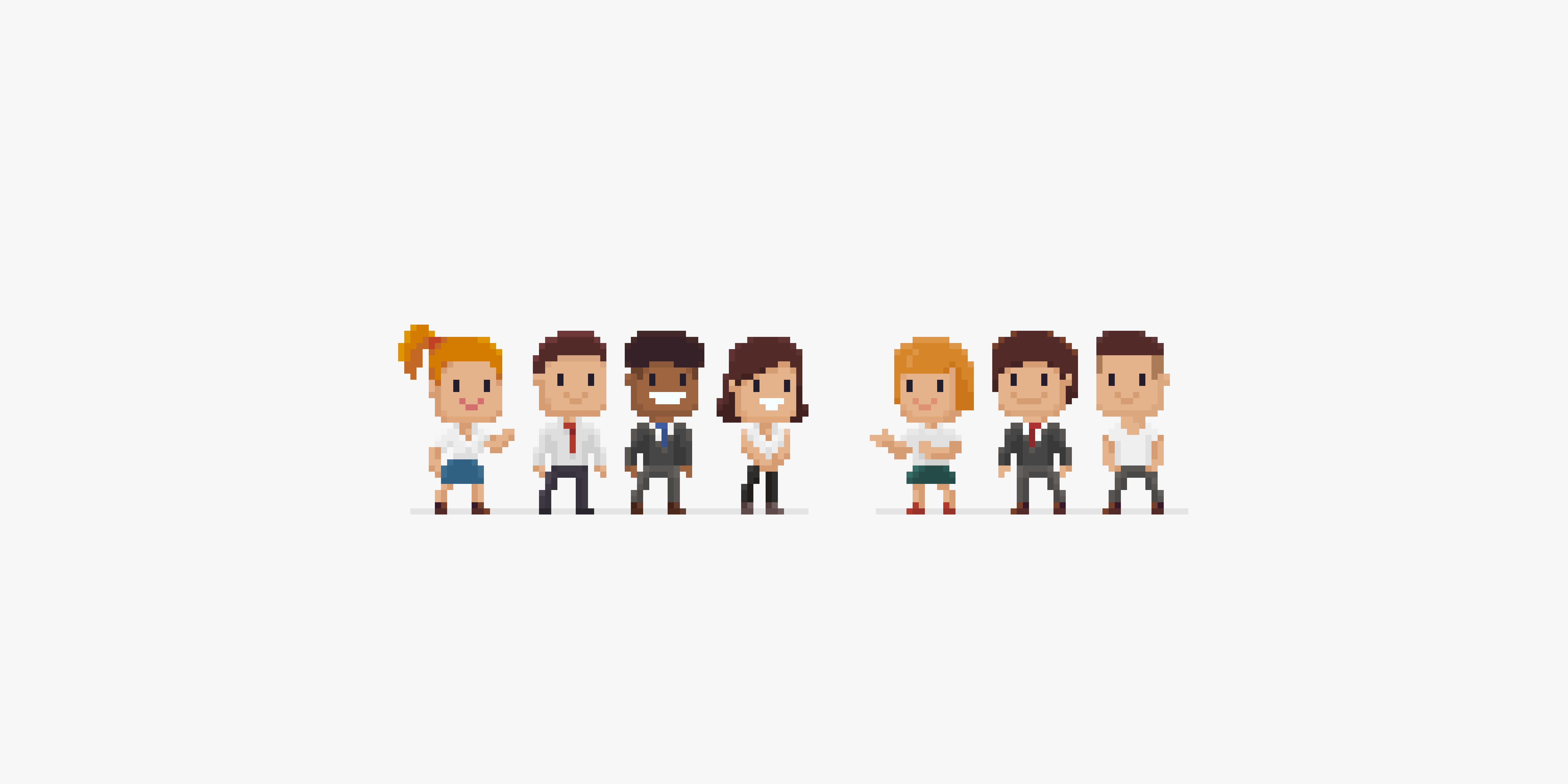 Everyone loves the nostalgic emotions pixel art evokes